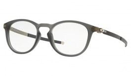 Oakley Pitchman R - Matte Grey Smoke - Essilor Prescription Lenses