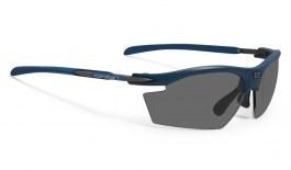 Rudy Project Rydon Prescription Sunglasses - ImpactRX Directly Glazed - Matte Navy Blue