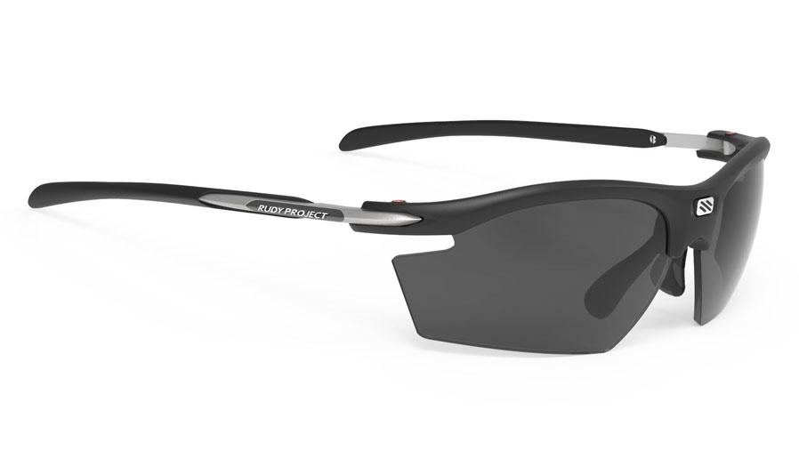 Rudy Project Rydon Sunglasses - Matte Black / Polar 3FX Grey Laser