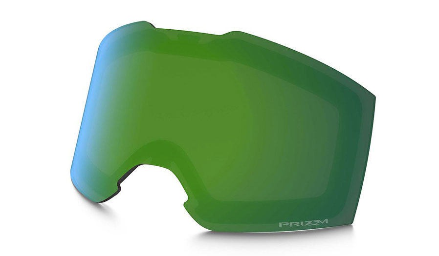 Oakley Fall Line Ski Goggles Replacement Lens Kit - Prizm Jade Iridium