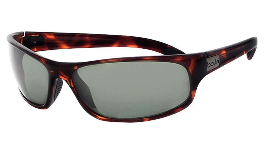 Bolle Anaconda Sunglasses - Dark Tortoise / Axis HD Polarised