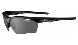 Tifosi Vero Sunglasses - Gloss Black / Smoke + AC Red + Clear