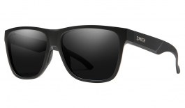 Smith Lowdown XL 2 Sunglasses - Matte Black / ChromaPop Black Polarised