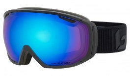 Bolle Tsar Ski Goggles - Matte Black Corp / Phantom+ Polarised Photochromic