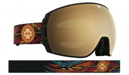 Spy Optic Legacy Ski Goggles - SPY + Wiley Miller / HD+ Bronze Gold Spectra + HD+ Low Light Persimmon Silver Spectra
