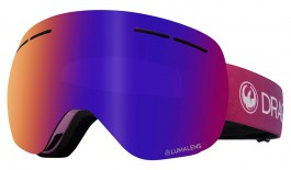 Dragon X1S Ski Goggles - Candy / Lumalens Purple Ion + Lumalens Amber