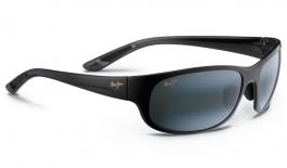 Maui Jim Twin Falls Sunglasses - Dark Gunmetal / Neutral Grey Polarised
