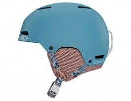 Giro Crue MIPS Ski Helmet - Namuk Collab Matte Namuk Bluebalu