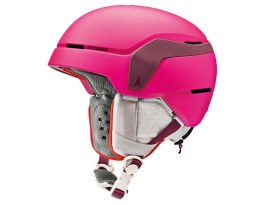 Atomic Count Jr Ski Helmet - Berry