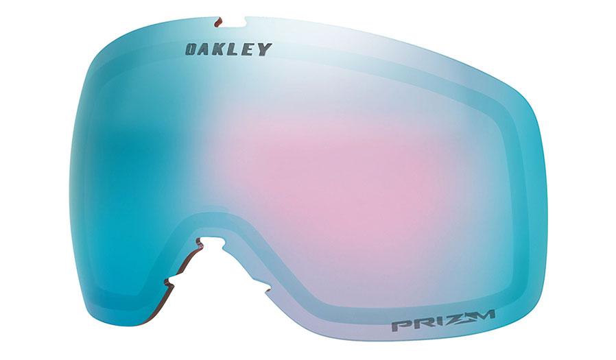 Oakley Flight Tracker XS Ski Goggles Replacement Lens Kit - Prizm Sapphire Iridium