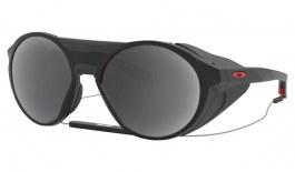 Oakley Clifden Prescription Sunglasses - Matte Black (Redline Icon)