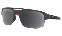 Oakley Mercenary Prescription Sunglasses - Matte Carbon & Vampirella