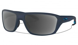 Oakley Split Shot Prescription Sunglasses - Matte Trans Blue