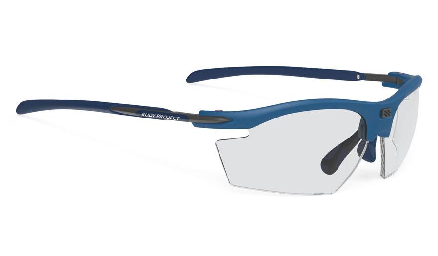 Rudy Project Rydon Prescription Sunglasses - Directly Glazed - Matte Pacific Blue