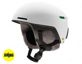 Smith Code MIPS Ski Helmet - Matte White