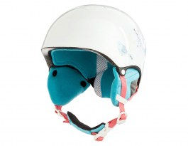 Roxy Misty Girl Ski Helmet - Animals Party
