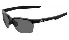 100% Sportcoupe Prescription Sunglasses - Matte Black