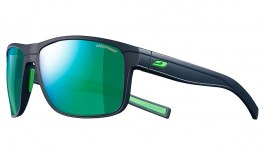 Julbo Renegade Sunglasses - Dark Blue & Green / Spectron 3 CF Green
