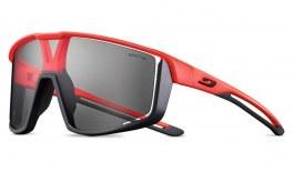 Julbo Fury Sunglasses - Dark Grey & Orange / Reactiv Performance 0-3 Photochromic