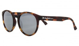 Red Bull Lace Sunglasses - Matte Havana / Smoke Silver Flash Polarised