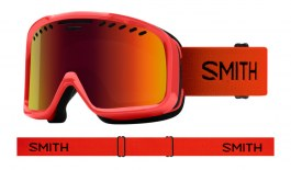Smith Project Prescription Ski Goggles - Rise / Red Sol-X Mirror