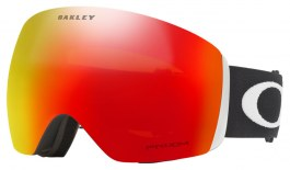 Oakley Flight Deck Ski Goggles - Matte Black / Prizm Torch Iridium