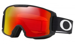Oakley Line Miner Youth Ski Goggles - Matte Black	/ Prizm Torch Iridium