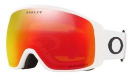 Oakley Flight Tracker XL Ski Goggles - Matte White / Prizm Torch Iridium