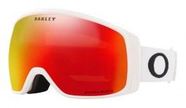 Oakley Flight Tracker XM Prescription Ski Goggles - Matte White / Prizm Torch Iridium