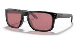 Oakley Holbrook Sunglasses - Matte Black / Prizm Dark Golf