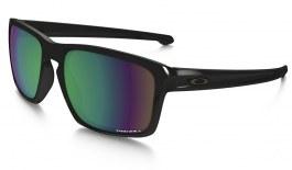Oakley Sliver Sunglasses - Polished Black / Prizm Shallow Water Polarised