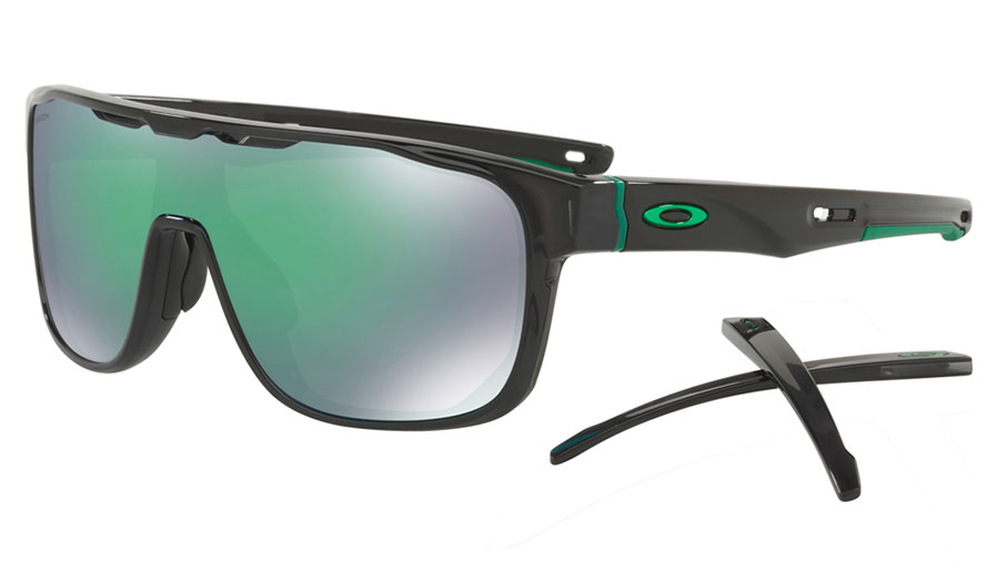 oakley crossrange shield prizm jade