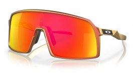 Oakley Sutro Sunglasses - Troy Lee Designs Collection Red Gold Shift / Prizm Ruby