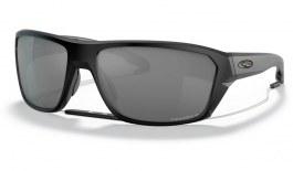 Oakley Split Shot Sunglasses - Matte Black / Prizm Black Polarised