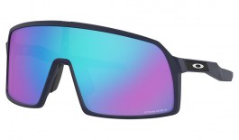 Oakley Sutro S Sunglasses - Matte Navy / Prizm Sapphire