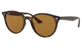 Ray-Ban RB4305 Sunglasses - Tortoise / Brown Polarised