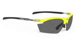 Rudy Project Rydon Prescription Sunglasses - ImpactRX Directly Glazed - Gloss Fluo Yellow