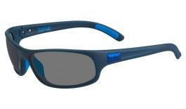 Bolle Anaconda Prescription Sunglasses - Matte Mono Blue