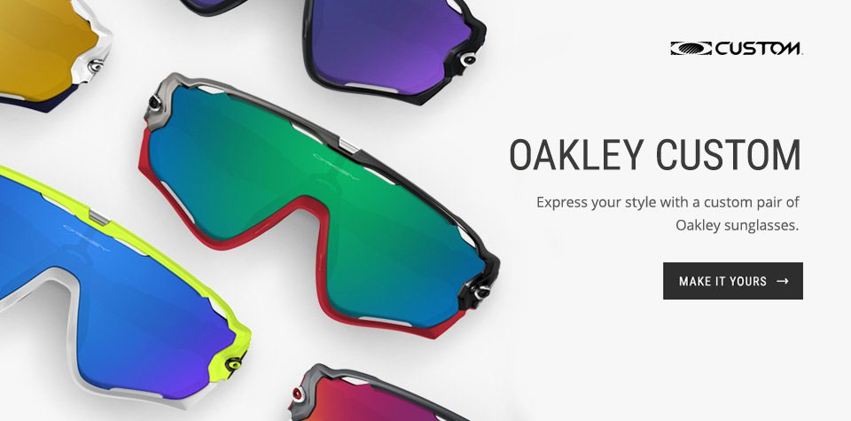 Oakley Custom Build