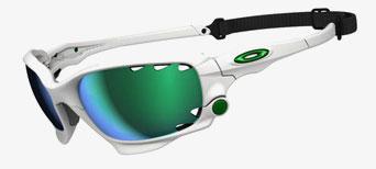 Oakley Racing Jacket Sunglasses