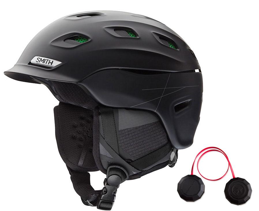 Ski Helmet Tech Features
