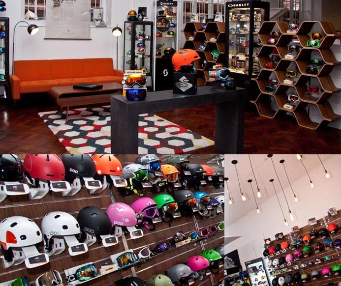 RxSport Showroom