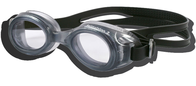 Custom Made Swimming Goggles